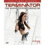 ターミネーター : サラ・コナー クロニクルズ <ファースト> DVD