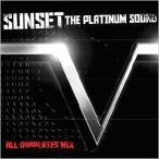 """SUNSET the platinum sound SUNSET the platinum sound """"""""V"""""""" CD"""