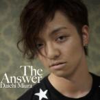 三浦大知 The Answer [CD+DVD] 12cmCD Single