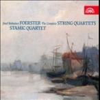 シュターミッツ四重奏団 J.B.Foerster: The Complete String Quartets CD