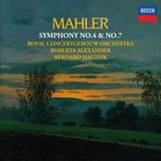 ベルナルト・ハイティンク マーラー: 交響曲第4番, 第7番「夜の歌」 CD