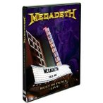 Megadeth Rust In Peace Live DVD
