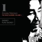 Smokey Robinson The Solo Albums Volume 1 : Smokey / Pure Smokey CD