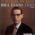 Bill Evans (Piano) Portrait In Jazz LP