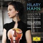 �ҥ����ϡ��� Violin Concertos - Higdon, Tchaikovsky CD