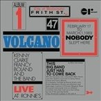 Kenny Clarke The First Set : Volcano LP