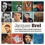 Jacques Brel L'Essentiel Des Albums Studios : Jacques Brel CD