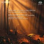 ロナルド・ブラウティハム Mozart: Piano Concerto No.9, No.12,Rondo K.386 SACD Hybrid