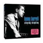 Kenny Burrell All Day Long / All Night Long CD