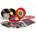 Primal Scream Screamadelica : 20th Anniversary Limited Collector's Edition [4CD+DVD+2LP+BOOK+Tシャツ(Lサイズ) CD