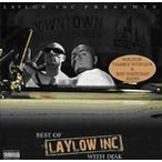Best Of Laylow Inc. With DJ AK CD
