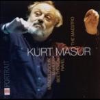クルト・マズア The Maestro CD