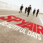 SPYAIR BEAUTIFUL DAYS<通常盤> 12cmCD Single