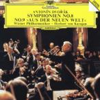 ヘルベルト・フォン・カラヤン ドヴォルザーク:交響曲第9番≪新世界より≫・第8番 SHM-CD