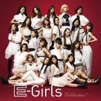 E-girls Celebration! [CD+DVD] 12cmCD Single