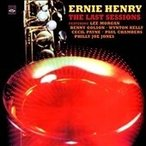 Ernie Henry The Last Sessions CD