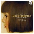 """イザベル・ファウスト Berg: Violin Concerto """"""""Dem Andenken eines Engels""""""""; Beethoven: Violin Concerto Op.61 CD"""