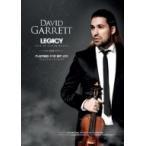 デイヴィッド・ギャレット Legacy - Live in Baden Baden - Playing for My Life (Amaray) DVD