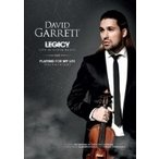 デイヴィッド・ギャレット Legacy - Live in Baden Baden - Playing for My Life (Digpak) DVD