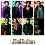 三代目 J Soul Brothers from EXILE TRIBE Go my way 12cmCD Single