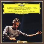 ヘルベルト・フォン・カラヤン J.S.バッハ:管弦楽組曲第2番・第3番 ブランデンブルク協奏曲第5番 CD