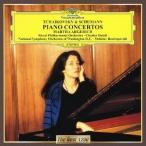 マルタ・アルゲリッチ チャイコフスキー:ピアノ協奏曲第1番 シューマン:ピアノ協奏曲 CD