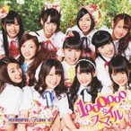 SUPER☆GiRLS 1,000,000☆スマイル [CD+DVD]<通常盤> 12cmCD Single