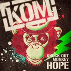KNOCK OUT MONKEY HOPE<タワーレコード限定> 12cmCD Single