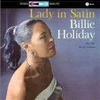 Billie Holiday Lady in Satin LP