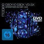 Pan-Pot Mobilee Back To Back Vol.6 [2CD+DVD] CD