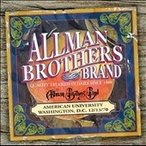 The Allman Brothers Band American University Washington, D.C. 12/13/1970 CD