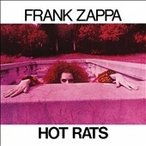 Frank Zappa Hot Rats CD