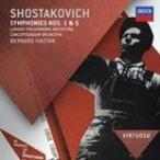 ベルナルト・ハイティンク Shostakovich: Symphonies No.1, No.5 CD