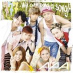 AAA 777 〜We can sing a song!〜<初回生産限定盤> 12cmCD Single