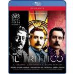アントニオ・パッパーノ プッチーニ: 『三部作』〜歌劇《外套》、《修道女アンジェリカ》、《ジャンニ・スキッキ》 Blu-ray Disc