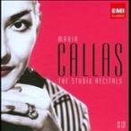 �ޥꥢ�����饹 Maria Callas - The Studio Recitals������ס� CD