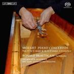 """ロナルド・ブラウティハム Mozart: Piano Concertos No.17 K.453, No.26 K.537 """"""""Coronation"""""""" SACD Hybrid"""