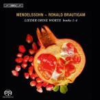 ロナルド・ブラウティハム Mendelssohn: Lieder ohne Worte Vol.1 - Op.19b, Op.30, Op.38, Op.53, etc SACD Hybrid