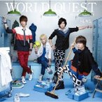 NEWS WORLD QUEST/ポコポンペコーリャ<通常盤> 12cmCD Single