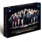 少女時代 2011 Girls' Generation Tour [2DVD+写真集] DVD