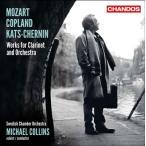 マイケル・コリンズ Works for Clarinet & Orchestra - Mozart, Copland & Kats-Chernin CD