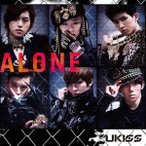 U-KISS ALONE [CD+DVD]<初回限定盤> 12cmCD Single ※特典あり