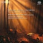 ロナルド・ブラウティハム モーツァルト: ピアノ協奏曲第9番, 第12番, ロンド K.386 SACD Hybrid