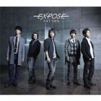 KAT-TUN EXPOSE<通常盤> 12cmCD Single