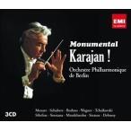 ヘルベルト・フォン・カラヤン Monumental Karajan! CD