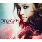 倉木麻衣 TRY AGAIN [CD+DVD]<初回限定盤> 12cmCD Single