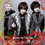 3Peace☆Lovers Illusion/My True Love<通常盤Type-A> 12cmCD Single
