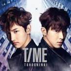 東方神起 TIME [CD+DVD]<通常盤> CD