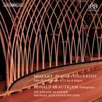 ロナルド・ブラウティハム Mozart: Piano Concertos No.19, No.23 SACD Hybrid