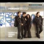 ショッピングエネル エネルジエ・ノーヴェ弦楽四重奏団 Prokofiev: String Quartets No.1, No.2, Visions Fugitives Op.22 CD